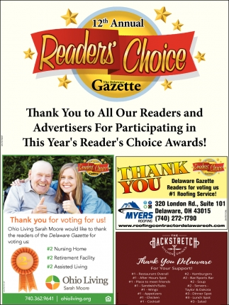 Thank You to All Our Readers
