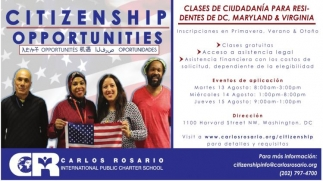 Citizenship Opportunities