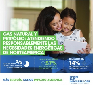 Gas Natural y Petroleo