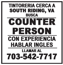 Counter Person