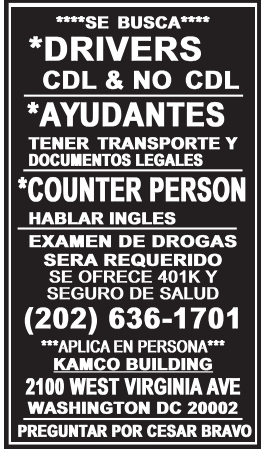 Drivers CDL