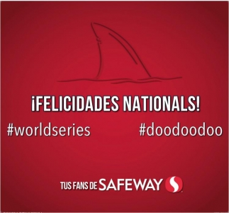 Felicidades Nationals