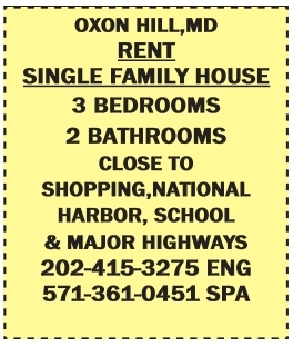 Rent Single Family House