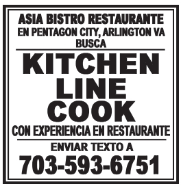 Kitchen Line Cook