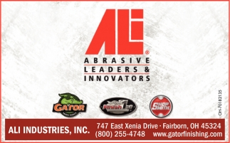 Abrasive Leaders & Innovators