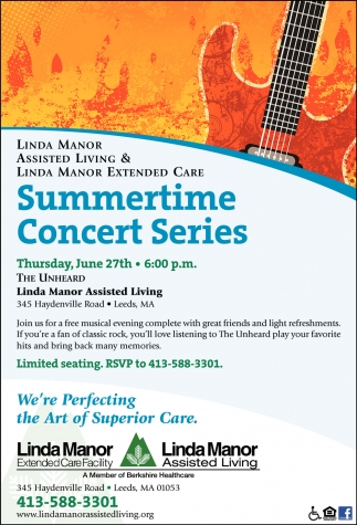 Summertime Concert Series