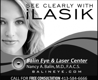 See Clearly wuth iLasik