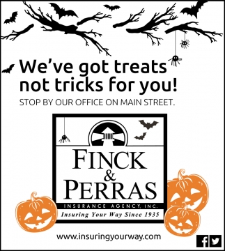 We've Got Treats Not Tricks for You!