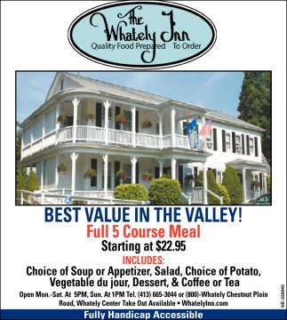 Best Value in the Valley!