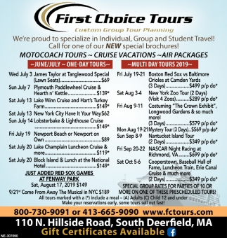 Motocoach Tours