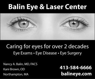 Caring for Eyes for over 2 Decades