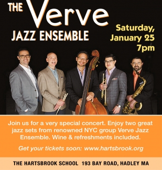 The Verse Jazz Ensemble