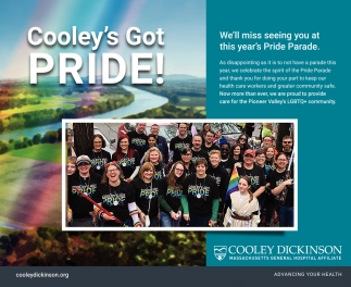 Cooley's Got Pride!