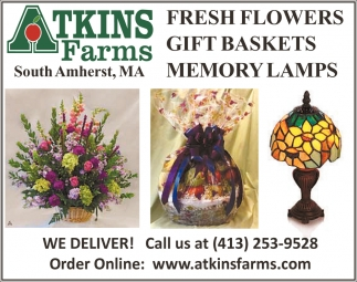 Fresh Flowers Gift Baskets