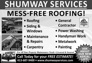 Mess-Free Roofing