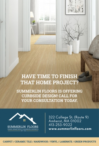 Have Time to Finish that Home Project?