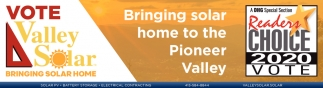 Bringing Solar Home to the Pioneer Valley