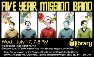 Five Year Mission Band