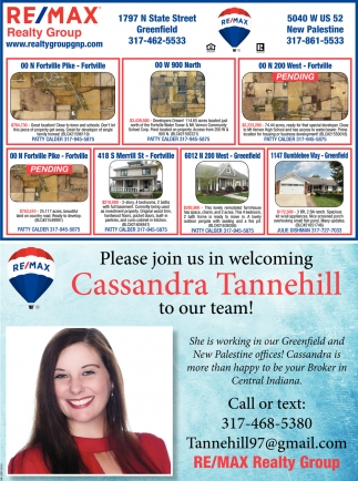 Please Join Us In Welcoming Cassandra Tannehill To Our Team!