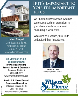Funeral Service & Crematory