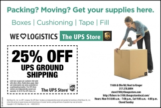 Packing? Moving? Get Your Supplies Here.