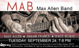Mab Max Allen Band