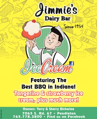 Featuring The Best BBQ In Indiana!