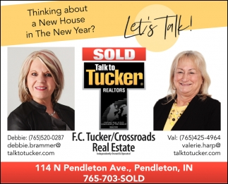 Thinking About A New House In The New Year?