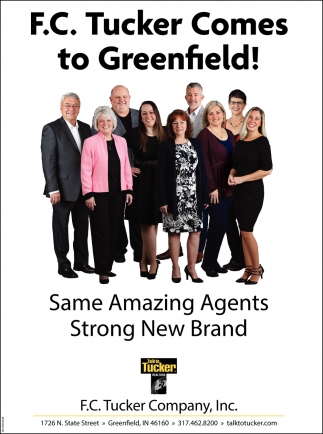 Same Amazing Agents Strong New Brand