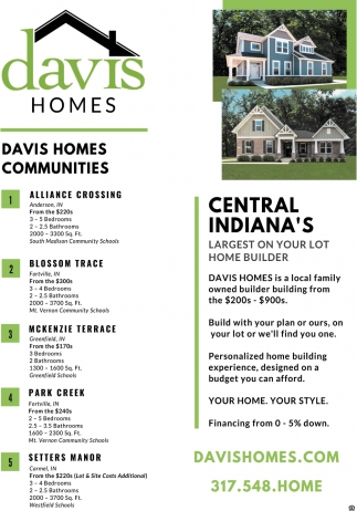 Davis Homes Communities