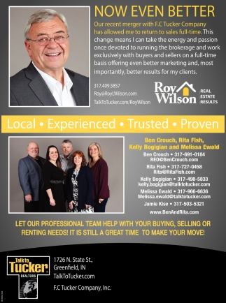 Local - Experienced - Trusted - Proven