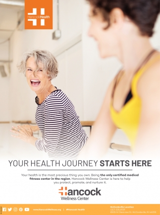 Your Health Journey Starts Here