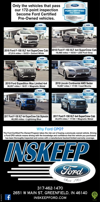 Inskeep Ford