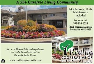 55+ communities inside burnsville mn