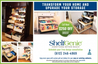Transform Your Home and Upgrade Your Storage
