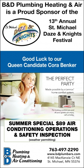 Good Luck to Our Queen Candidate Cora Banker