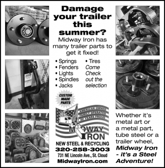Damage Your Trailer this Summer?