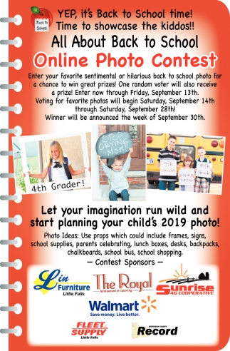 Online Photo Contest