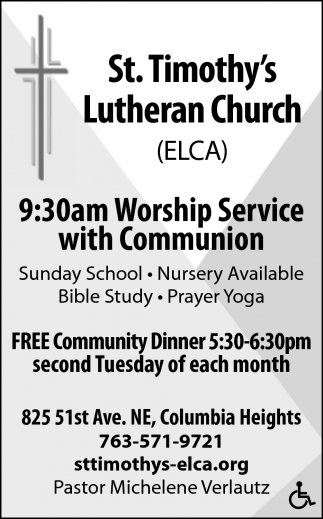 Worship Service with Communion