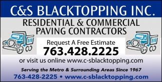 Residential & Commercial Paving Contractors