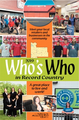 2019 Who's Who in Record Country
