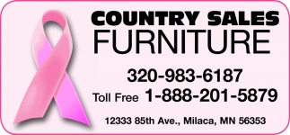 Country Sales & Furniture