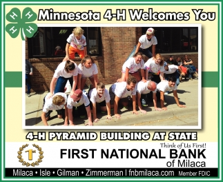 Minnesota 4-H Welcomes You