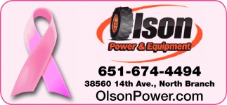 Olson Power & Equipment