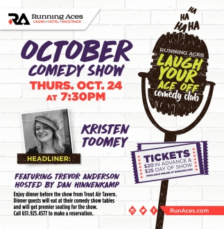 October Comedy Show