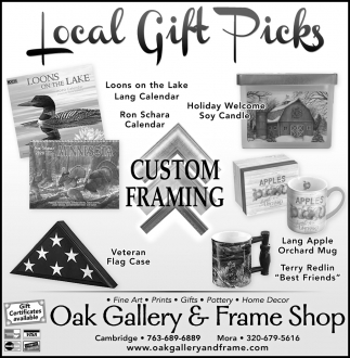 Local Gift Picks