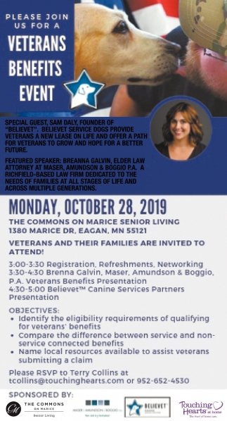 Veterans Benefits Event