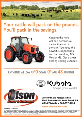 Your Cattle Will Pack on the Pounds You'll Pack in the Savings