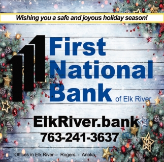 Wishing You a Safe & Happy Holiday Season!