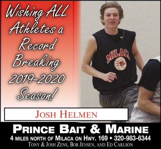 Wishing All Athletes a Record Breaking 2019-2020 Season!